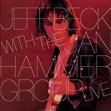 jeff beck live + album