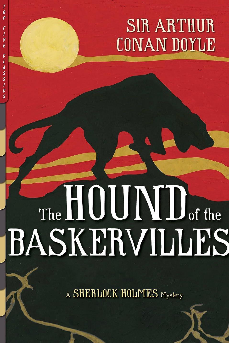 出費心からのためにThe Hound of the Baskervilles (Illustrated) (Top Five Classics Book 11) (English Edition)