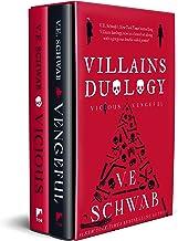 Villains Duology Boxed Set: Vicious, Vengeful