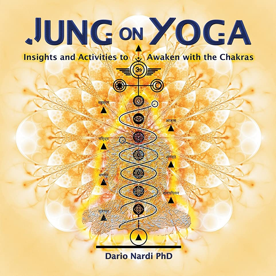 タイル創造アフリカ人Jung on Yoga: Insights and Activities to Awaken with the Chakras