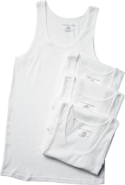Tommy Hilfiger - A-Shirt Value 4-Pack
