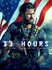 13 Hours: The Secret Soldiers of Benghazi arrives on 4K Ultra HD June 11th from Paramount