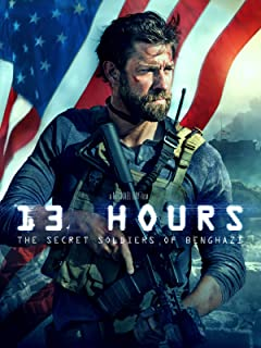 Best 13 Hours: The Secret Soldiers of Benghazi Review