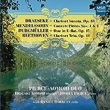 Clarinet Sonatas