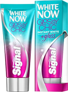 signal white now glossy chic