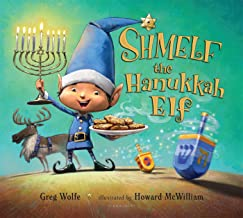 smelf the hanukkah elf
