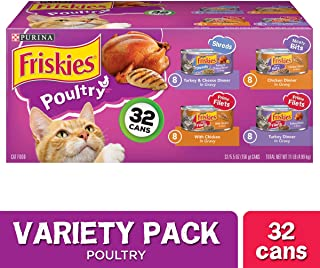 Best friskies cat food chicken Reviews