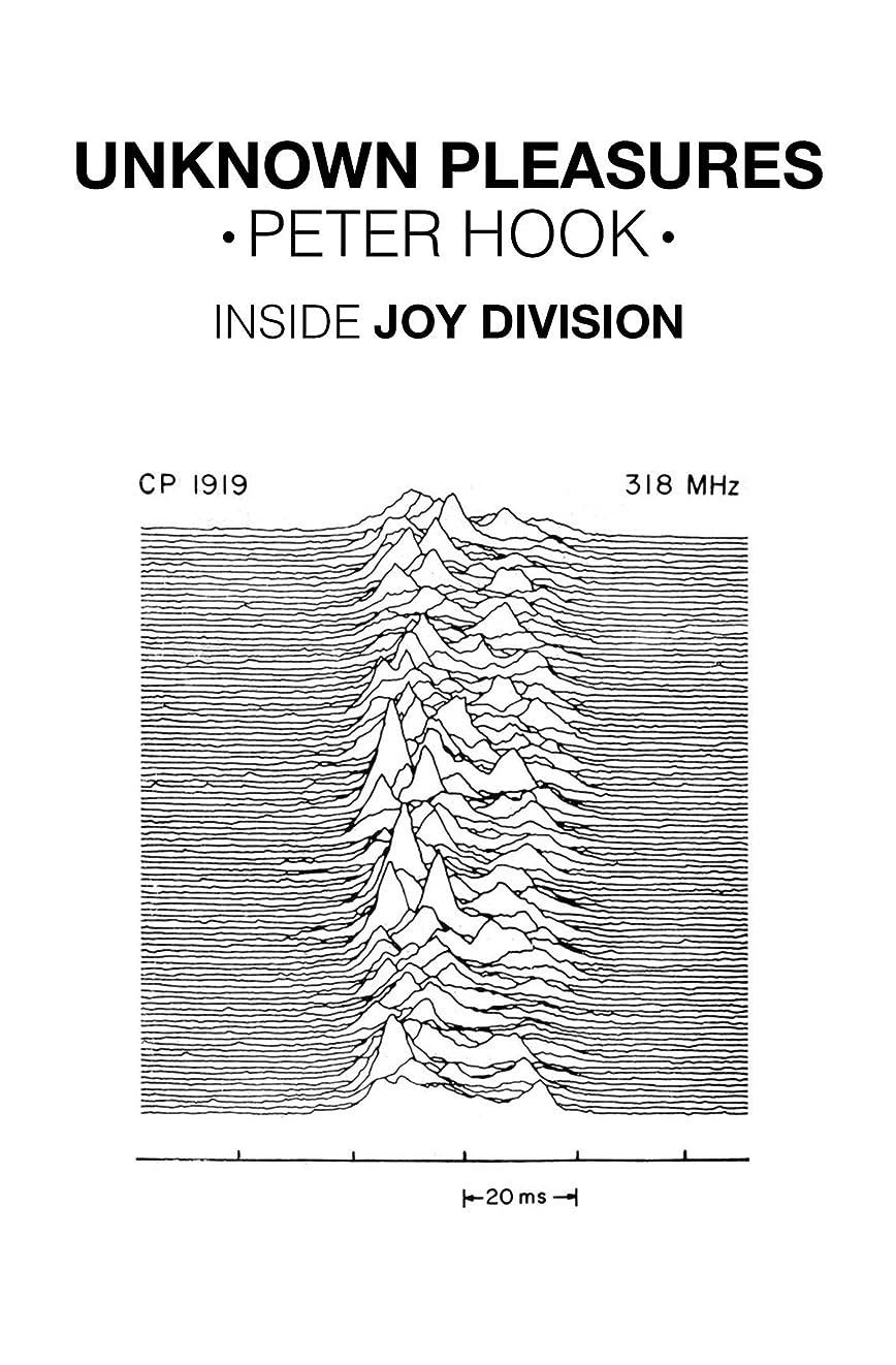 インキュバス可聴バクテリアUnknown Pleasures: Inside Joy Division (English Edition)
