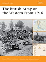 The British Army on the Western Front 1916 (Battle Orders Book 29)