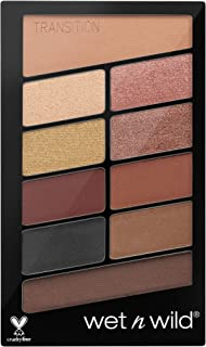 Wet n Wild Colour Icon 10 Pan Palette My Glamour Squad, 10 gm