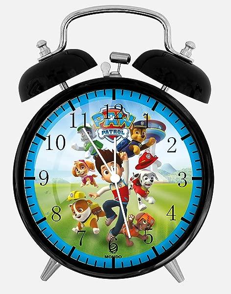 PAW Patrol Alarm Desk Clock 3 75 Room Office Decor E69 Will Be A Nice Gift