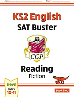 New KS2 English Reading SAT Buster: Fiction - Book 2