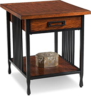Leick Ironcraft End Table