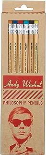 Andy Warhol Philosophy Pencils-Pencil Set