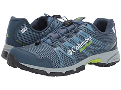 Columbia Mountain Masochist IV Outdry (Steel/Bright Green) Men