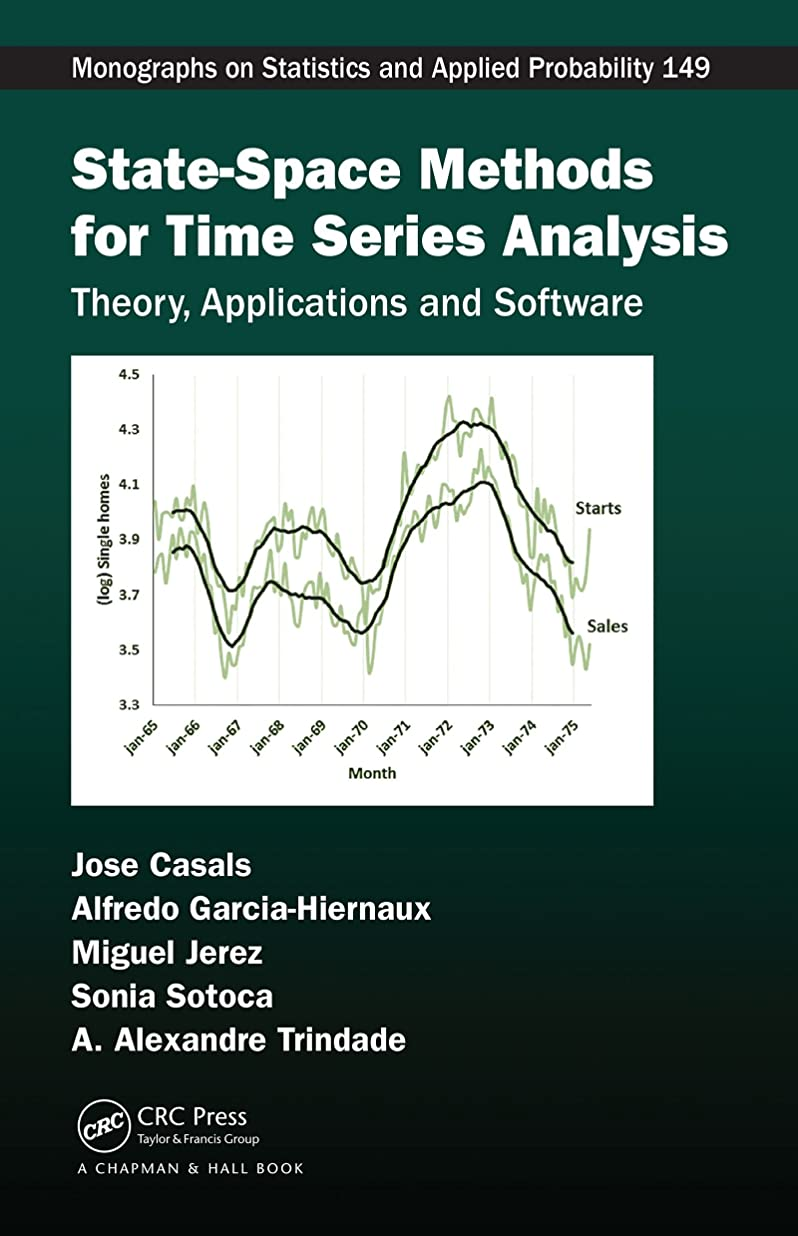 博物館家主椅子State-Space Methods for Time Series Analysis: Theory, Applications and Software (Chapman & Hall/CRC Monographs on Statistics & Applied Probability Book 149) (English Edition)