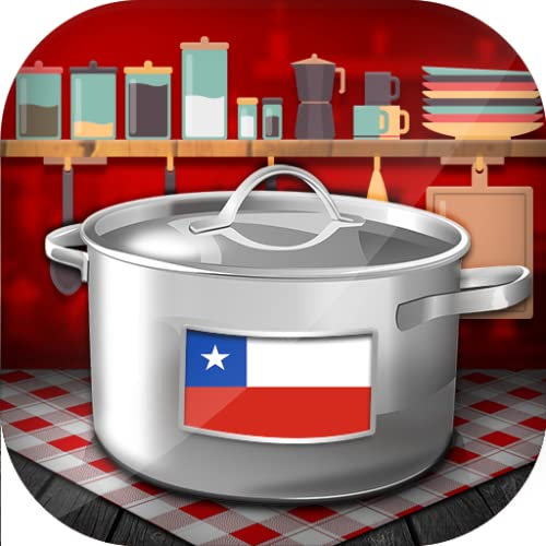 Chile Recipes: Easy Chilean Food Recipes to Cook to for Free on the Phone and Tablet