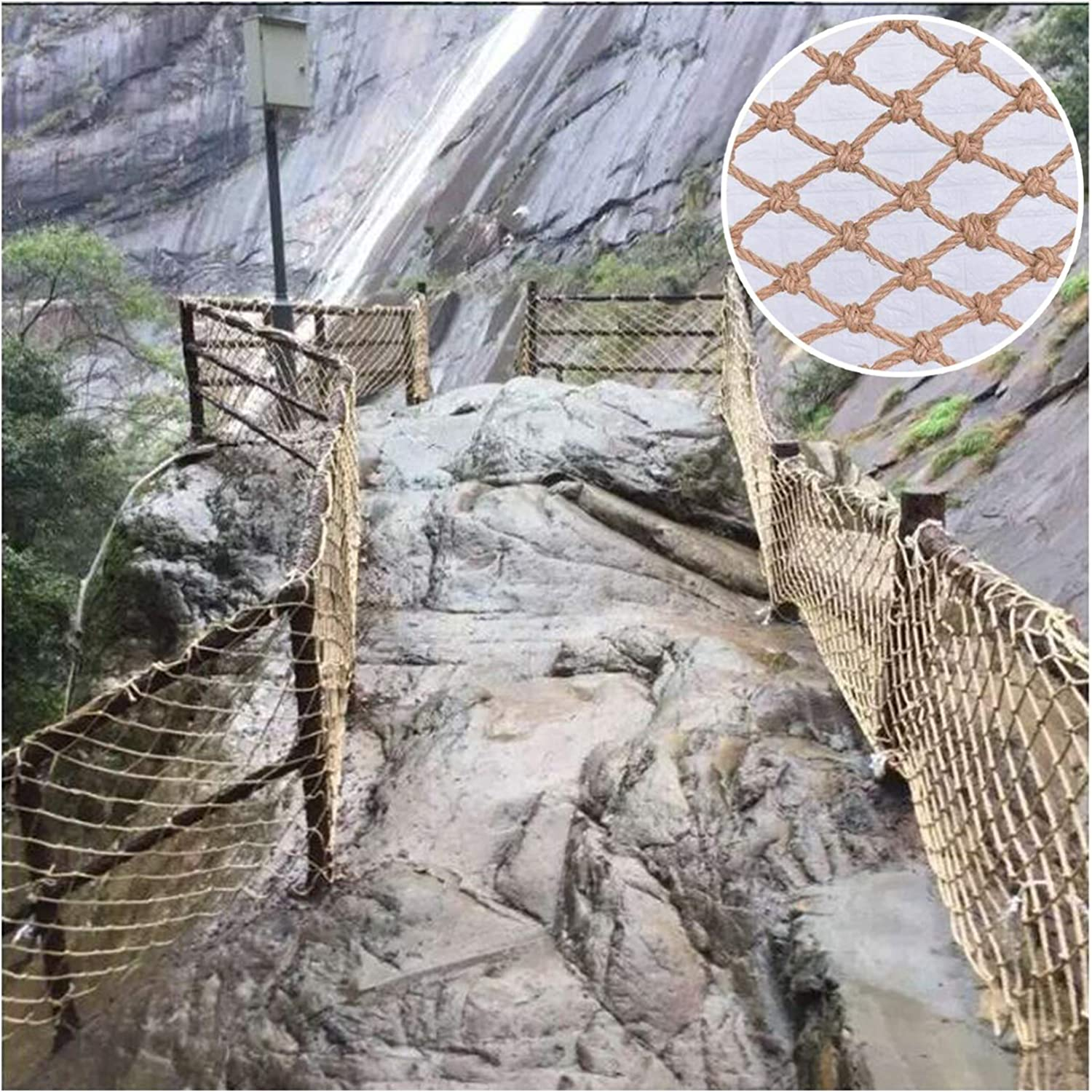 MAHFEI Child Safety Net Free shipping Garden Restaurant Fence Netting Selling and selling Bar Dec