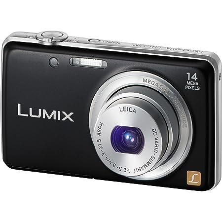 Panasonic Lumix Dmc Fs40eg K Digitalkamera 2 6 Zoll Kamera
