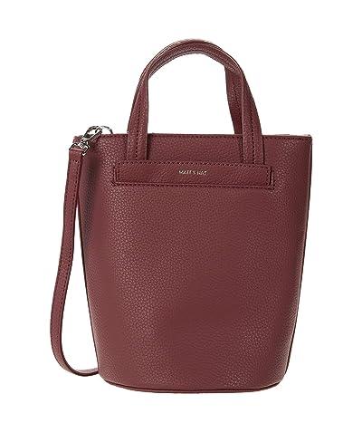 Matt & Nat Casa Purity (Beet) Handbags