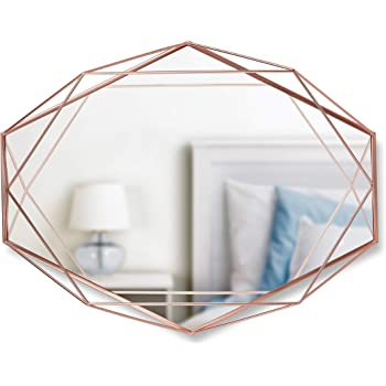 Amazon Com Stratton Home Decor S11541 Chloe Wall Mirror 31 50 W X 3 15 D X 29 53 H Gold Home Kitchen