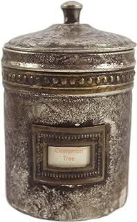 Himalayan Trading Post, Cafe Tin Cinnamon Tree Candle 9oz