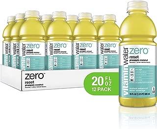vitamin water zero reset pineapple coconut