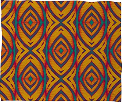 30 x 40 Deny Designs Wagner Campelo Maranta 2 Fleece Throw Blanket