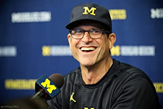 'Sorry, Not Every Answer is Going to be My Best': Me vs. Michigan Football Coach Jim Harbaugh