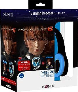 Dead Or Alive 6 Headset Ed. - Bundle - PlayStation 4