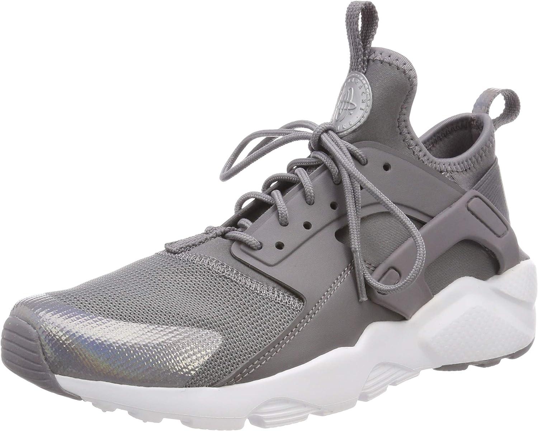 Nike Air Huarache Run Ultra (gs), Girl's Low-Top Sneakers, Grey ...
