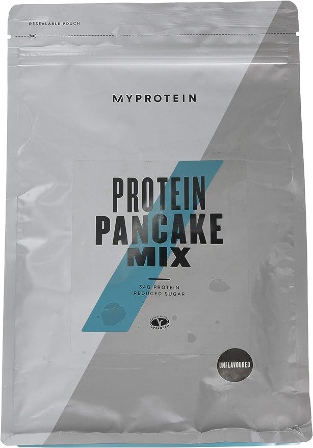 Myprotein Protein Pancake Mix - Unflavored (500g) 1 Unidad 500 g