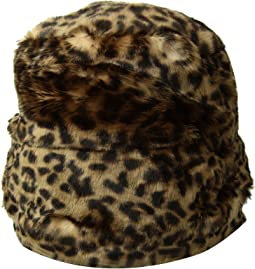 Faux Fur Cloche