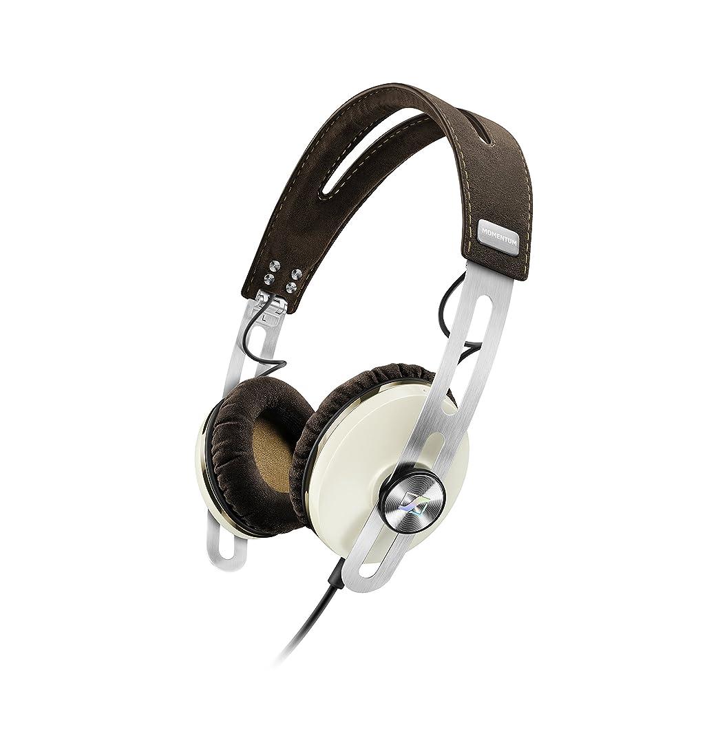 遠征マウント振る舞うゼンハイザー MOMENTUM On-Ear G ヘッドホン 密閉型/オンイヤー/折りたたみ式/スマートフォン用リモコン?マイク付 アイボリー M2 OEG IVORY【国内正規品】