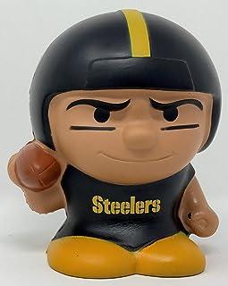Party Animal Steelers Quarterback QB Jumbo SqueezyMates NFL Figurine - 5 Inches Tall