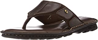 Hush Puppies Men's Rebound Thong Leather Hawaii Thong Sandals
