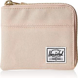 Herschel Unisex-Adult Johnny RFID Wallet, Polka Cameo Rose - 10414