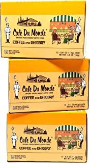 Cafe du Monde Coffee and Chicory 36 Single Serve K Cups Pods