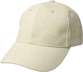 865def5a001 Calvin Klein Straw Baseball Hat w  Logo Patch at Zappos.com