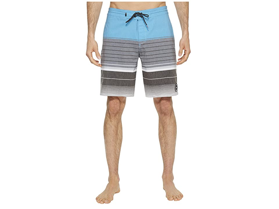 Quiksilver Swell Vision 20 Boardshorts (Atomic Blue) Men