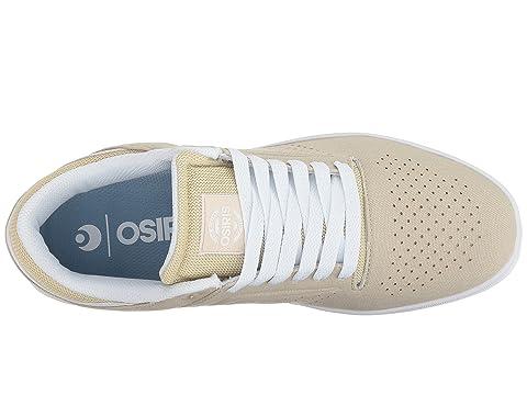 Whitewhite Nuevo de moda Osiris Techniq Tan estilo de Negro 0Ur40q