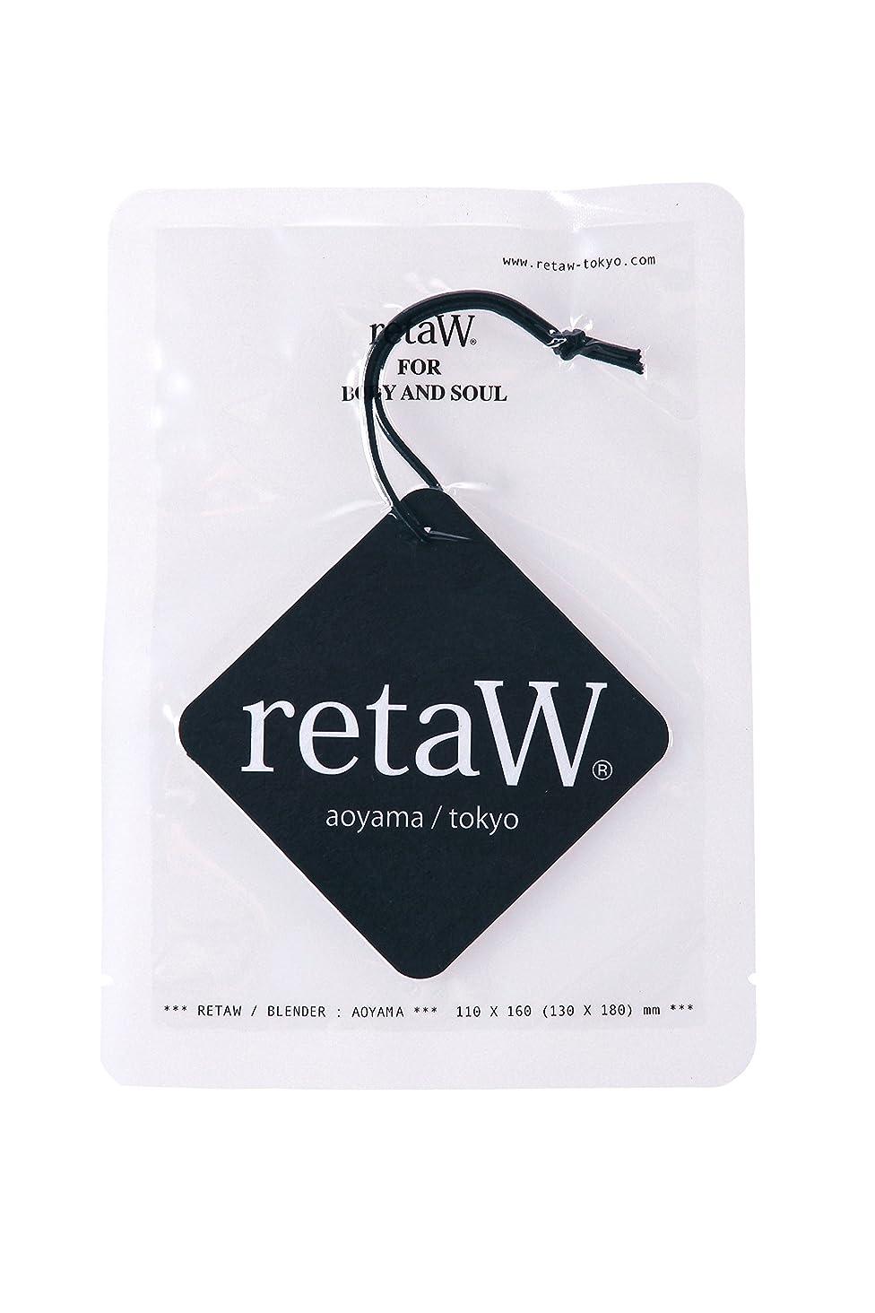 霊遅れ遅らせる【retaW】 フレグランス カータグ(エア フレッシュナー)ALLEN*