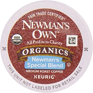 Keurig K Cups, 108-Count Newman's Own Extra Bold Coffee Pods