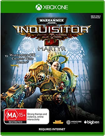 Warhammer 40,000: Inquisitor Martyr  (Xbox One)