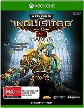 Warhammer 40,000: Inquisitor Martyr  (Xbox One)