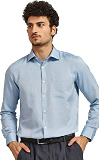 Knighthood by FBB Slim Fit Classic Collar Shirt Blue