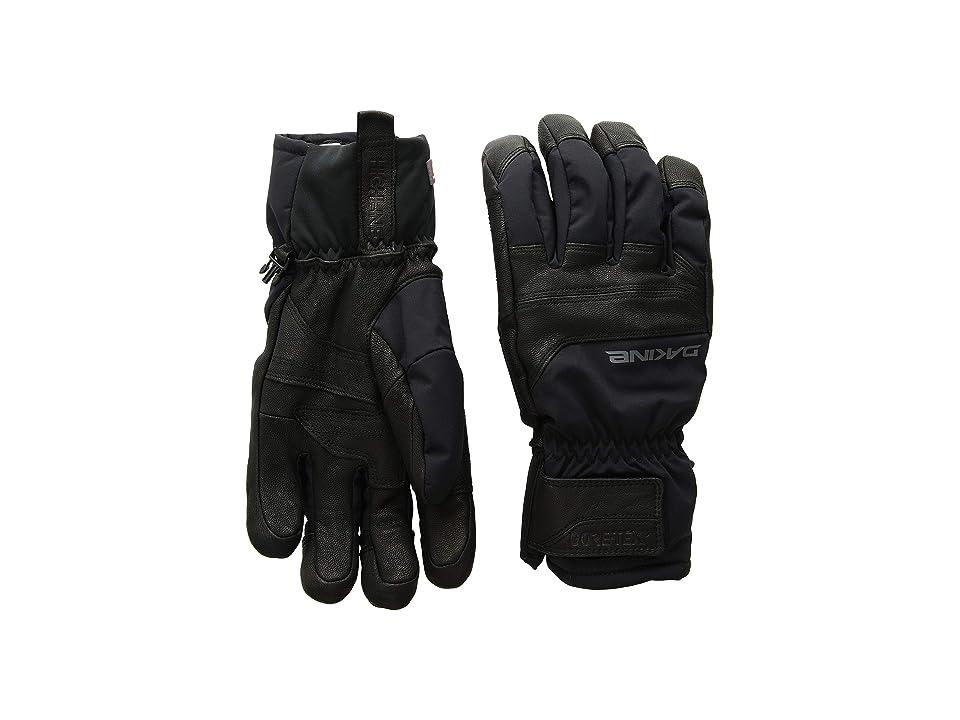 Dakine Excursion Short Gloves (Black) Snowboard Gloves