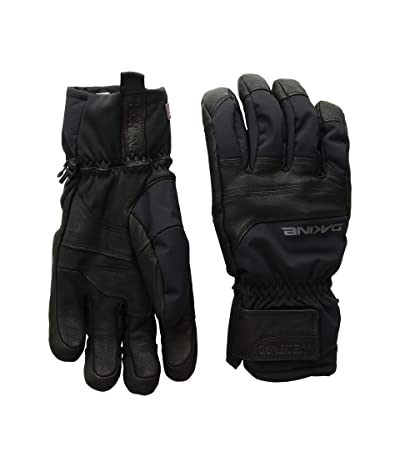 Dakine Excursion Short Gloves (Black) Snowboard Gloves