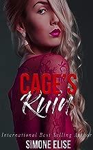 CAGE'S RUIN: THE VULTURE'S MC: BOOK THREE (The Vultures MC 3)