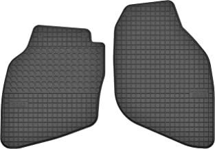 Honda Jazz IV Bj Anthrazit Textil Fußmatten Graphit 2015